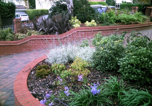 Quality Front Garden Landscaping Poole