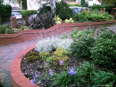 Front Garden Landscaping Poole